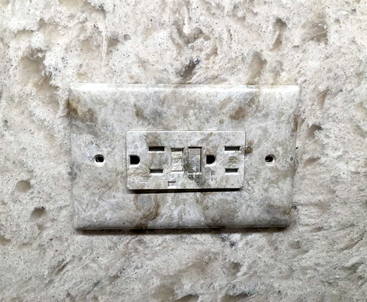 Faux Marble Outlet